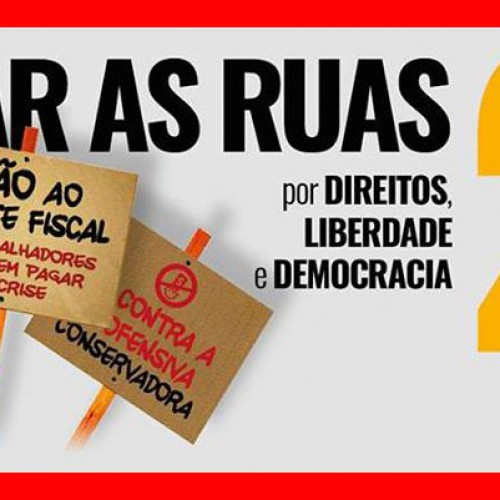 Em Campinas tem ato Pela Democracia e Nenhum Direito a Menos