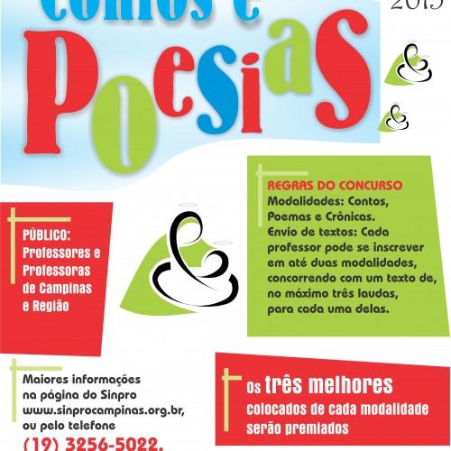 XII Concurso de Contos e Poesias