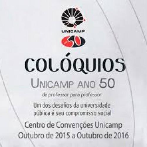 Colóquio da Unicamp discute Universidade e Ensino