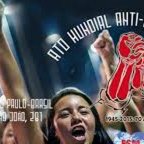 Sábado (3) tem Ato anti-imperialista