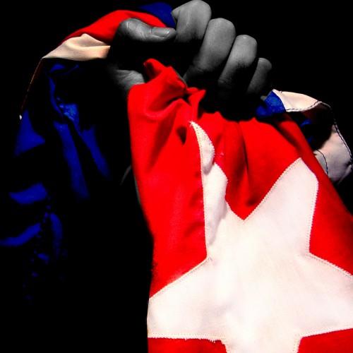 Em nome de José Martí e Fidel, vos apresento: Baliños, Julio Mella e Cienfuegos…