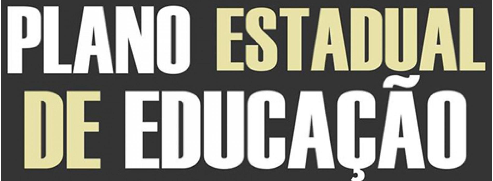 Audiências públicas debatem o Plano Estadual de Educação
