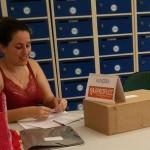 Mesária Eleitoral do  Centro de Linguagem e Comunicação (CLC)