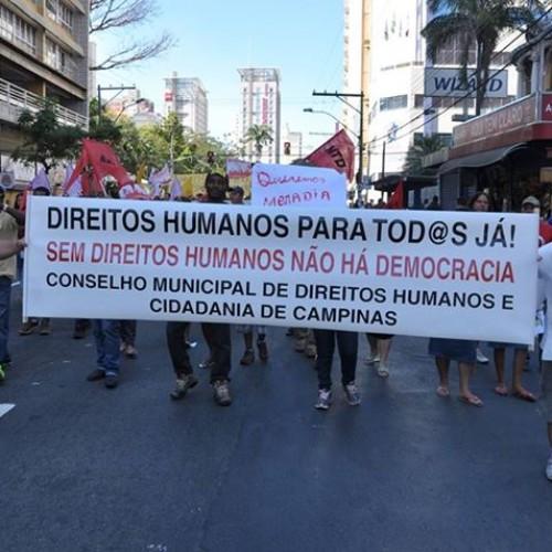 IV Conferência Municipal de Direitos Humanos de Campinas