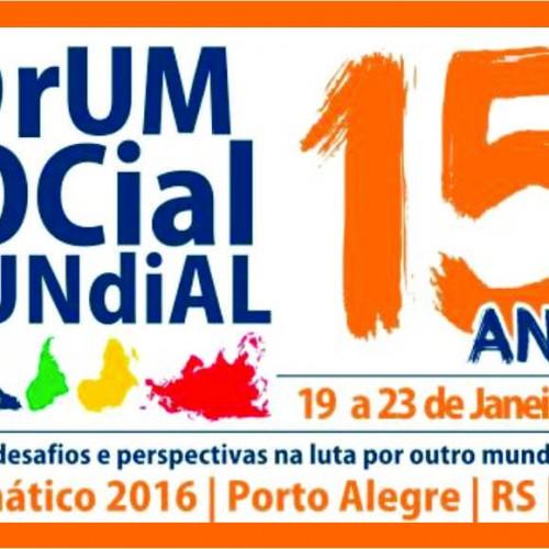 Fórum Social Mundial 2016