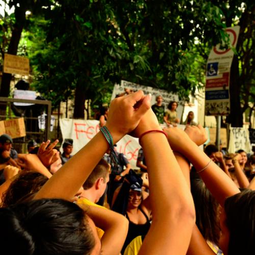 Governo Alckmin é acusado de retaliação contra estudantes que barraram reorganização