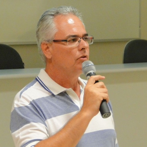 Ednilson Arendit é reeleito como representante docente no CONSUN