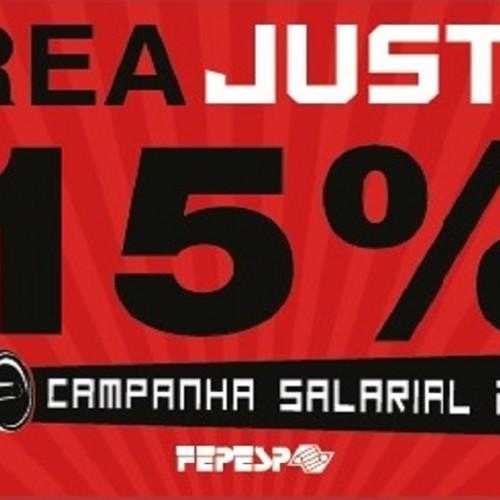 Campanha Salarial 2016