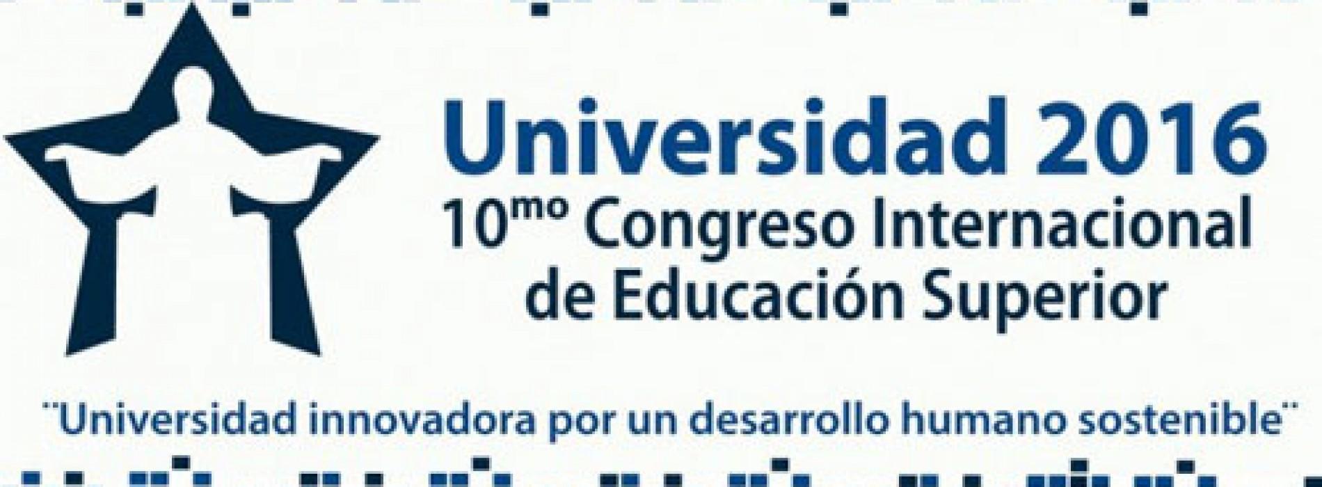 Congresso Internacional de Educação Superior – Universidad 2016