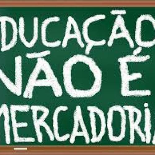 PEC 395/14: Contee e entidades filiadas lutam contra o fim da gratuidade do ensino público