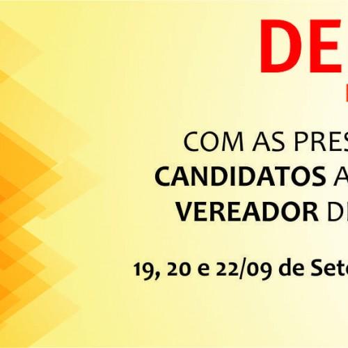 Apropucc promove debate com candidatos às eleições de Campinas