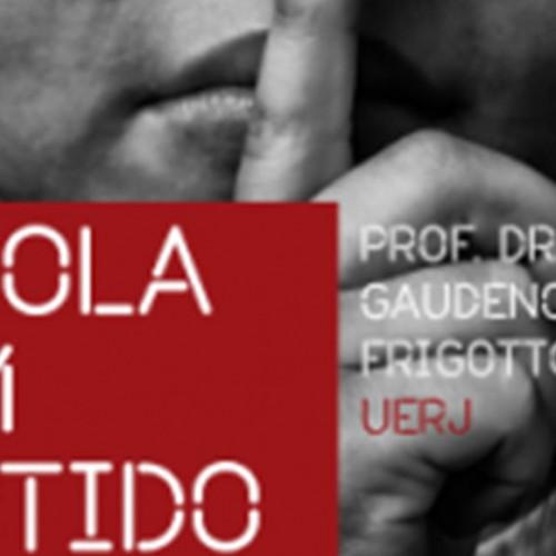 """Faculdade de Educação da Unicamp debate """"Escola sem Partido"""""""