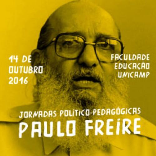Jornadas Político-pedagógicas Paulo Freire