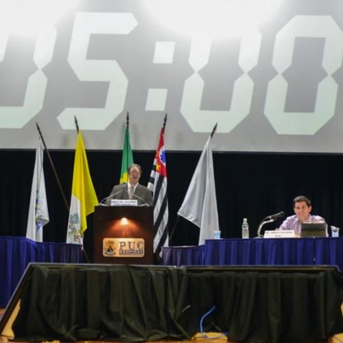 Candidatos a vereador do PSD, PSOL, PDT, PHS, PRB participaram de sabatina
