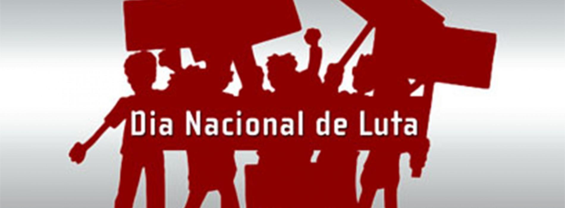 25/11 é Dia Nacional de Lutas