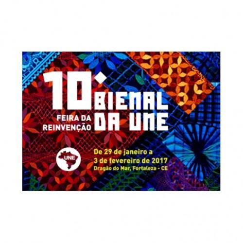 10ª Bienal da UNE será em Fortaleza