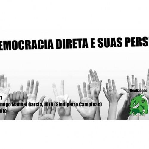 Debate: Democracia Direta em Perspectivas