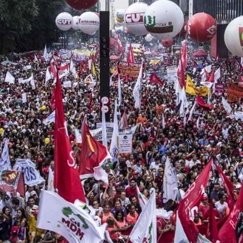 Centrais Sindicais convocam Greve Geral: 28/04 vamos parar o Brasil!