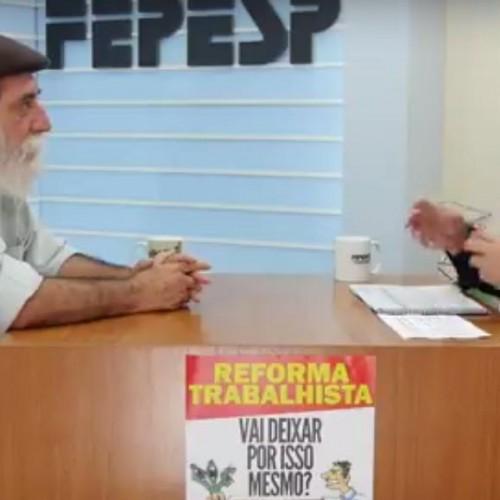 TV Fepesp: Professores e a reforma das leis do trabalho