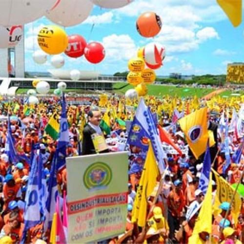Intensificar a mobilização, preparar a Marcha para Brasília