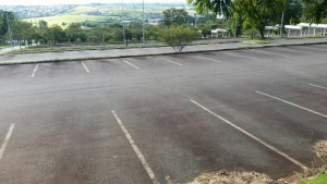 Estacionamento do Campus I