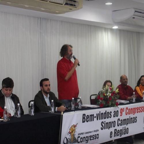 9º Congresso do Sinpro discute reformas e faz plano de lutas contra retrocessos do governo Temer