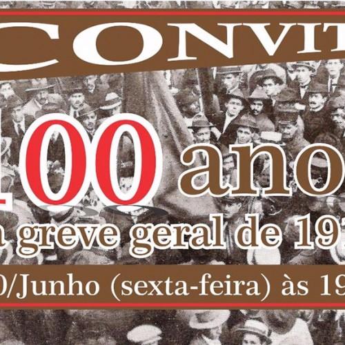 100 anos da Greve Geral Paulista de 1917