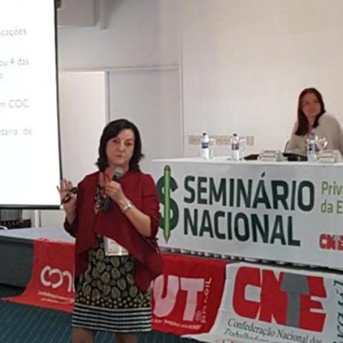 Contee denuncia crescimento e concentração do ensino privado no Brasil