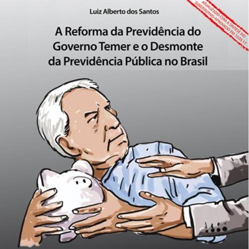 DIAP e Anfip lançam livro sobre a reforma da Previdência