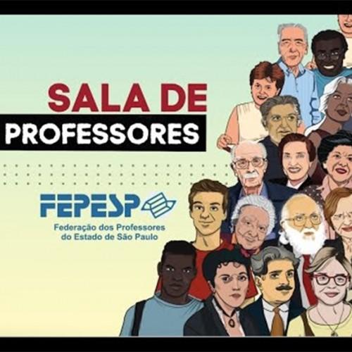 """Sala de Professores da TV Fepesp apresenta """"Educação a distância: vale tudo?"""""""