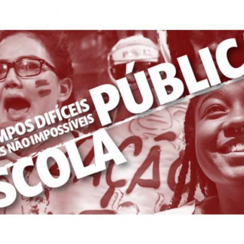 Congresso Internacional: Escola Pública: tempos difíceis, mas não impossíveis