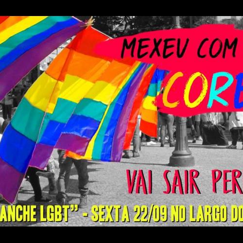 Campinas realiza ato contra cura gay