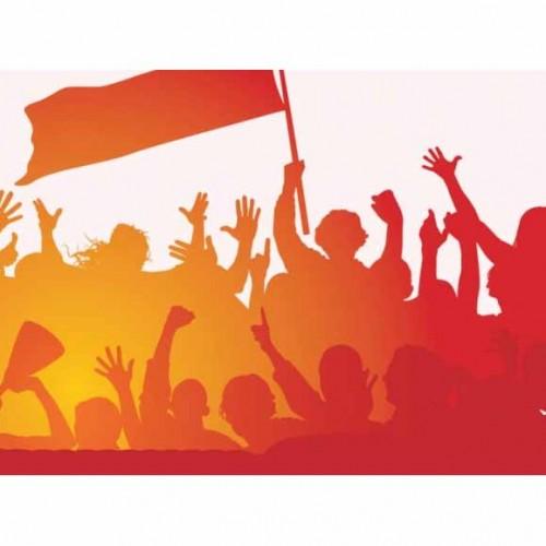 10 de novembro: Dia Nacional de Luta e Defesa de Nossos Direitos!