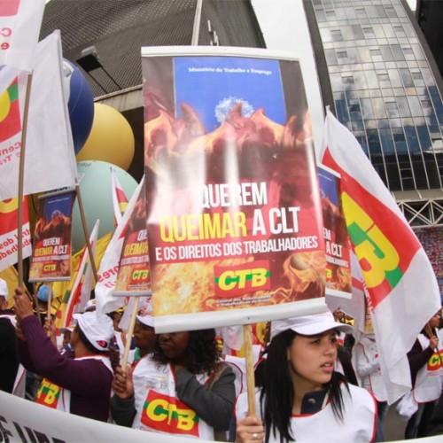 Contee: preparando, desde já, grandes manifestações para 10/11