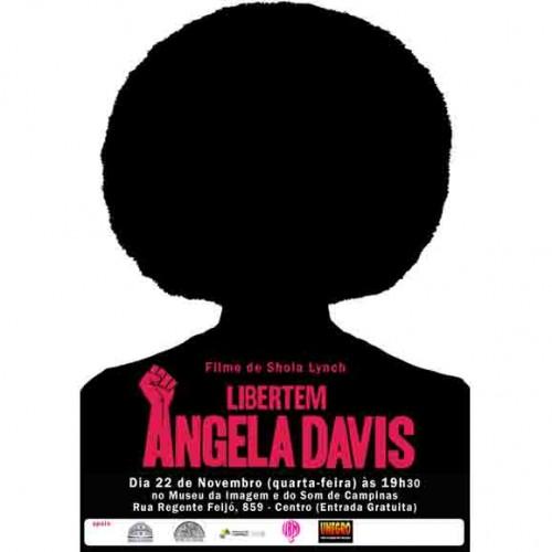 Filme Libertem Ângela Davis será exibido no MIS