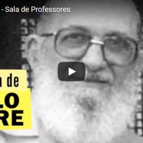 Em defesa do educador Paulo Freire