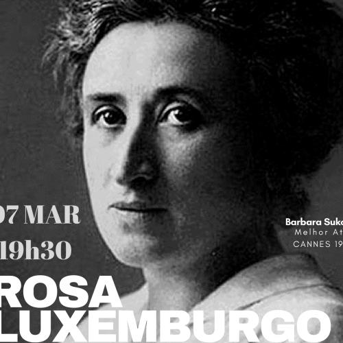 Cineclube Outubro do MIS apresenta Rosa de Luxemburgo