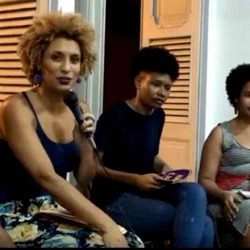 Assassinato da vereadora Marielle Franco provoca indignação e tristeza