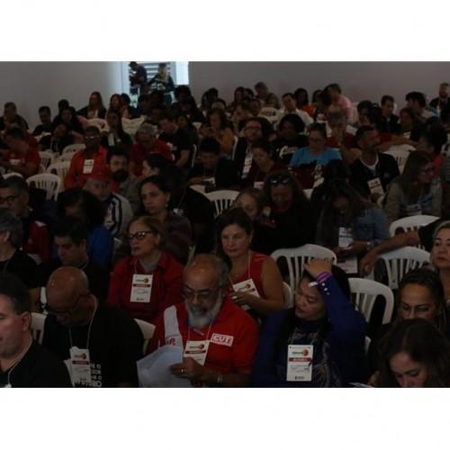 Na Conape, Contee promove debate e alerta sobre a financeirização da educação