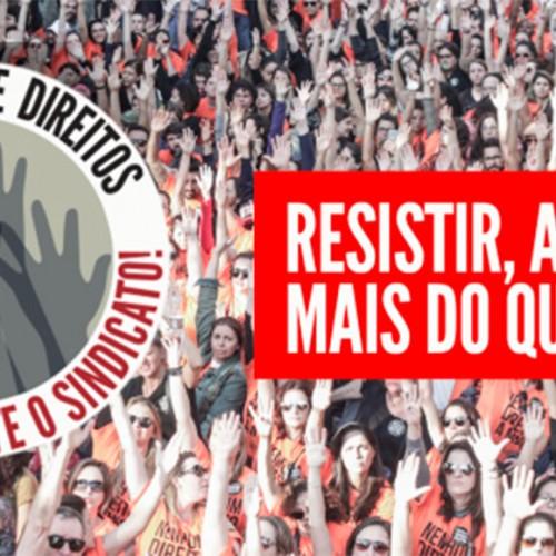 Fepesp: Resistência, agora mais do que nunca