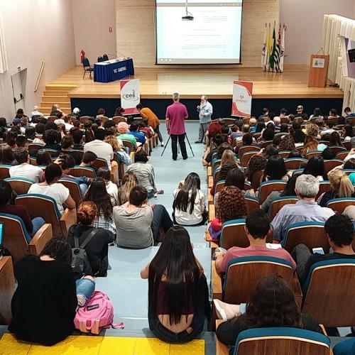 Palestra discute o impacto da Reforma da Previdência na vida do professor