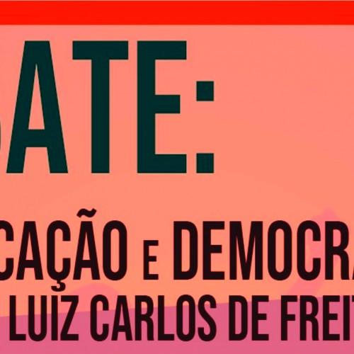 Sinpro organiza Debate sobre Educação e Democracia