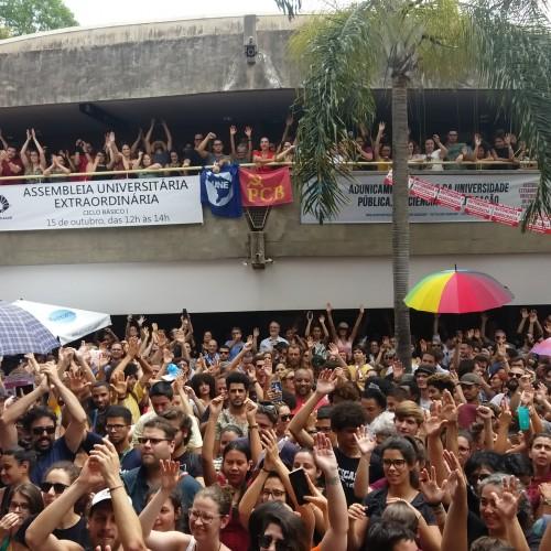 UNICAMP aprova moção em defesa da Educação Pública e da Autonomia Universitária