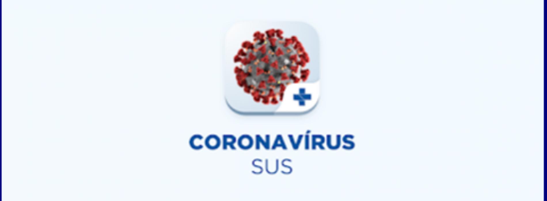 Aplicativo Coronavírus – SUS