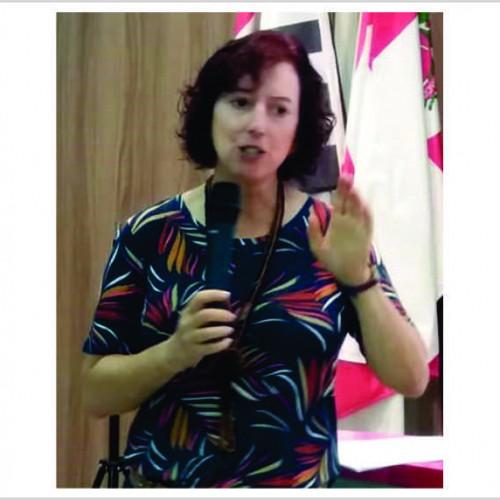 Silvana Suaiden é eleita como representante docente no CONSUN