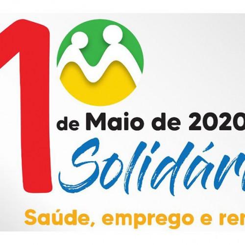 1º de maio: defesa da democracia, da vida e dos direitos dos trabalhadores