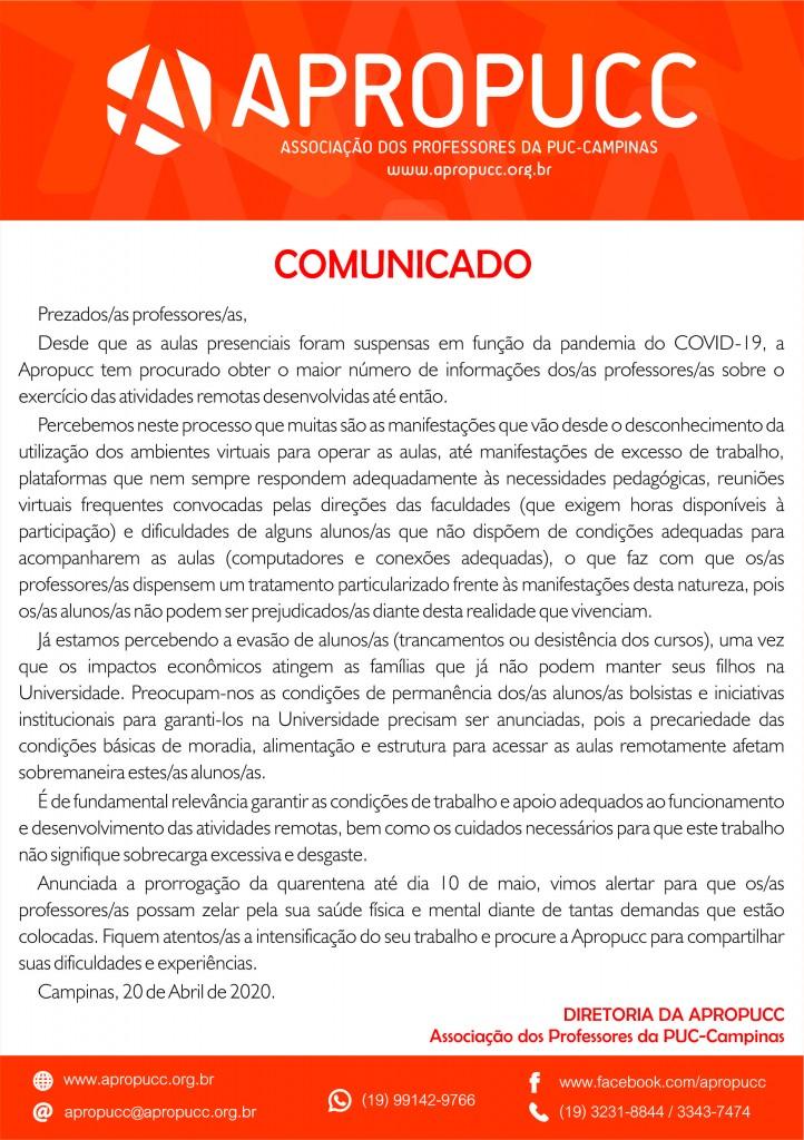 NOTA_APROPUCC_Ensino_Remoto_20_04_20