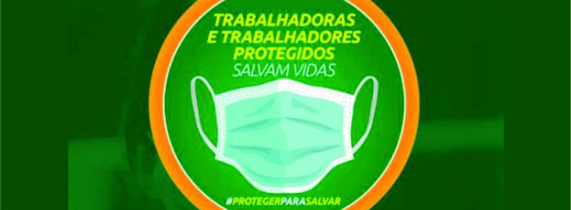 Trabalhadorxs protegidos salvam vidas