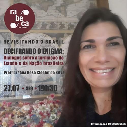 Rabeca Cultural: Diálogos sobre a Formação do Estado e da Nação Brasileira