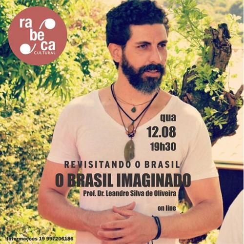 "Rabeca Cultural convida para a videoconferência ""O Brasil Imaginado"""